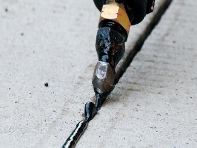 伸缩缝嵌缝-热处理