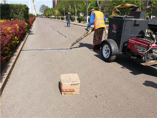 沥青灌缝胶的使用方法和工作顺序是什么