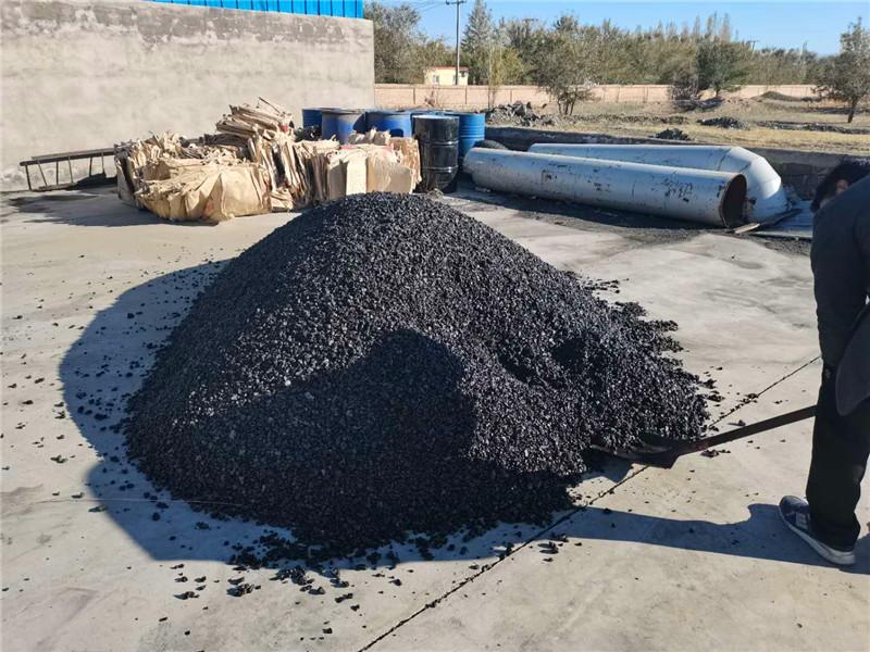路面冷补料修补道路坑槽的特点和用量计算