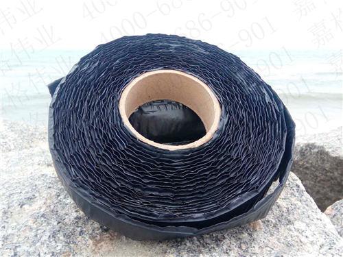 使用嘉格沥青压缝带无污染且寿命长