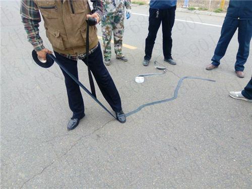 嘉格公路裂缝贴是裂缝修补新材料